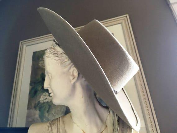 VINTAGE COWBOY HAT, Eddy Bros. Cowboy Hat, Eddy Br