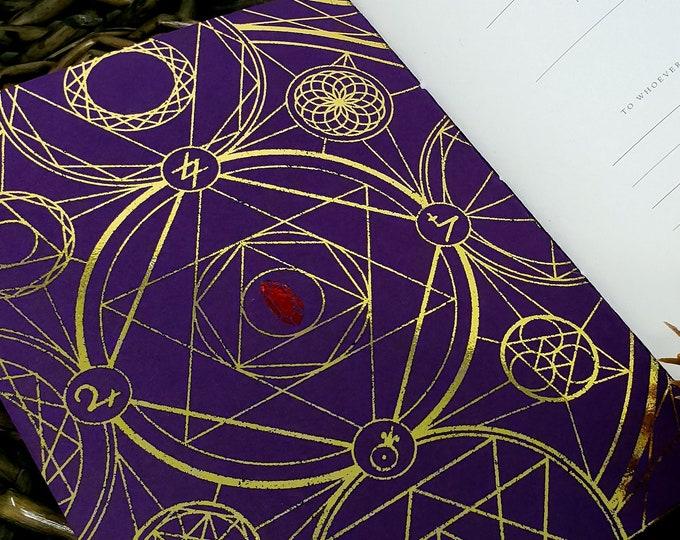 Featured listing image: Alchemy Handmade Pocket Sketchbook