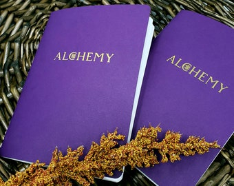 3-Pack Bundle - Alchemy Handmade Notebook