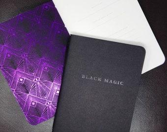 Black Magic Pocket Sketchbook