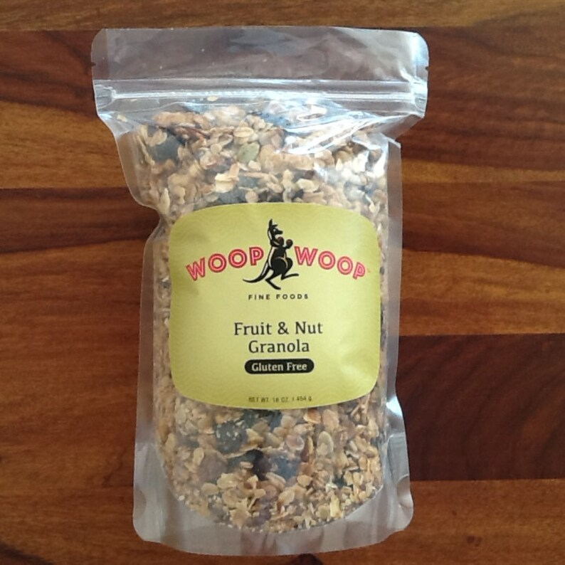 3 Packs Granola  Free Shipping image 0