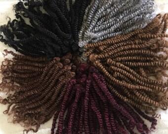 Crochet Wigs Etsy