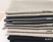Embroidery Fabric, Linen Embroidery Cloth, Embroidery Fabric, Linen-Cotton blend Fabric for Embroidery, DIY linen embroidery fabric pieces