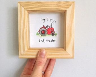 Miniature 'Wheels On The Bus' children's song /   Etsy