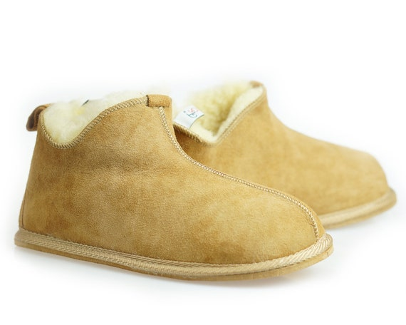Haus Hausschuhe Männer Stil Herren Stiefel Ugg Für Schuhe Beste 100Wolle Shearling Mokassin Handgemachte Schaffell PZiukX