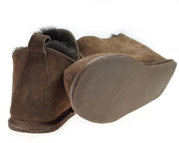 Very SALE Natural Good Slippers ON shoes comfy Women light Leather wool Genuine and boots gift 8q77Bdn