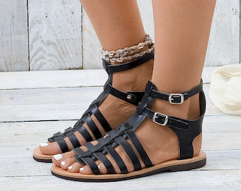 2d791cb890e9a Gladiator sandals | Etsy
