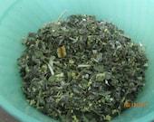 Organic Tea, Herbal Tea, Echinacea Elder Tea, Organic Loose Leaf Tea 2 oz Immune Health