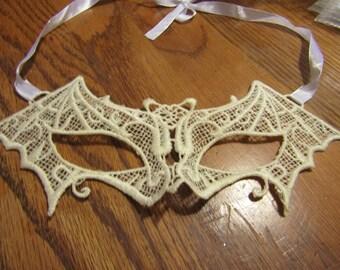 BAT Mask Masquerade / Ritual Dance / Fire Circle