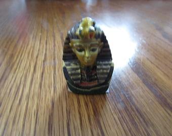 King Tut Figurine Egyptian Pharaoh