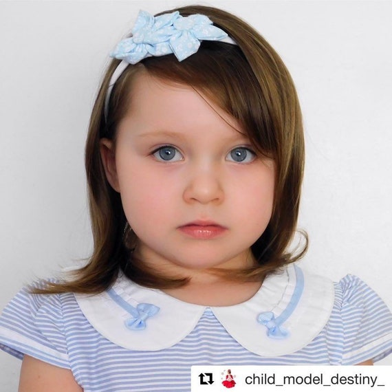 Girl s Flower Headband Toddler Flower Headband Baby  4b93cc35e24