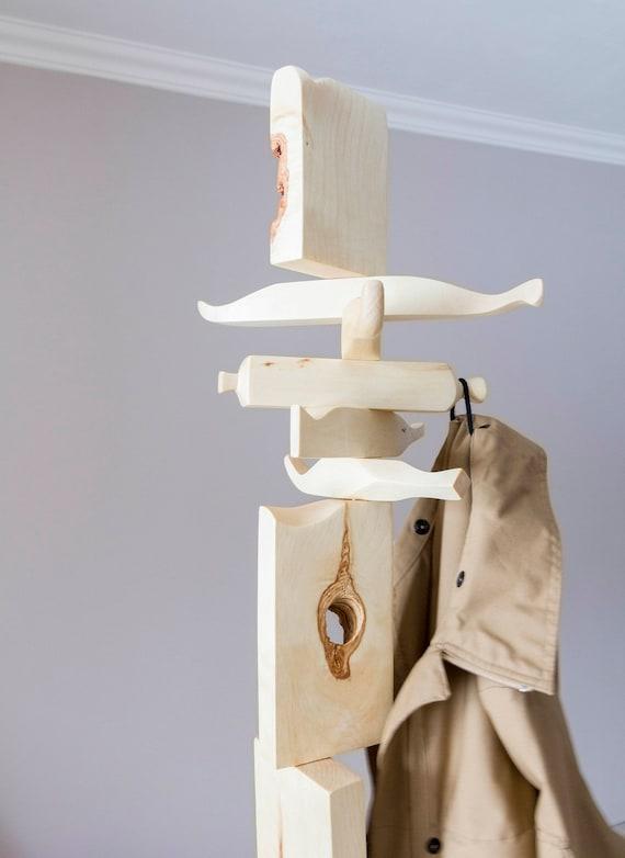 Free Coat Stand Coat Rack Coat Stand Rustic Coat Stand Etsy