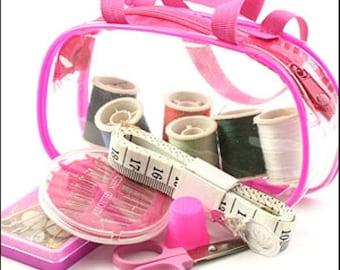 Sewing Kit - Pink. JR05677
