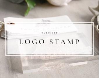 Custom Logo Stamp | Personalised Business Stamp