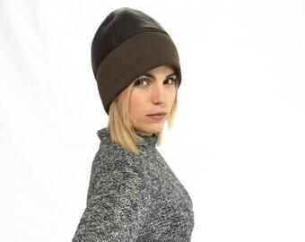 Real shearling fur hat 466ea127360