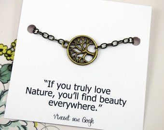 Tree of life meaning etsy tree of life bracelet bracelets with meaning tree bracelet rustic bracelets jewelry with meaning tree jewelry rustic jewelry b10034 aloadofball Images