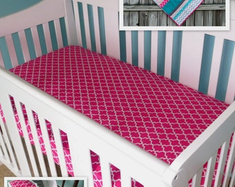 Crib Sheets, Fitted Crib Sheets, Custom Fitted Crib Sheets, Matching Crib Sheets, Toddler Sheet