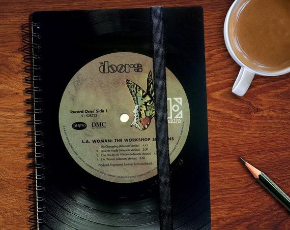 Taschenkalender 2022 aus Vinyl | Upcyling A5 Planer