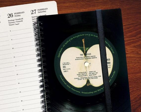 A5 Planer 2022 aus Vinyl | Recyling Kalender