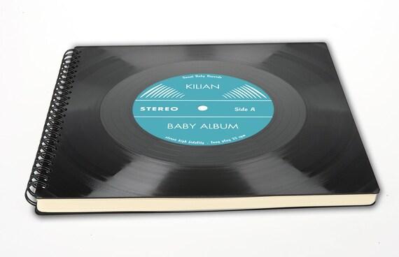 Personalisierbares Baby Album | Custom Order for Brooke | Phonoboy