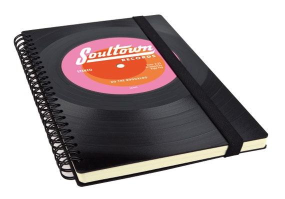 Personalisiertes Notizbuch - Personalisiertes Geschenk - Individuelles Geburtstagsgeschenk | Phonoboy