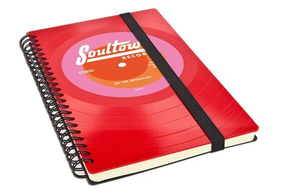 Personalisiertes Notizbuch - Personalisiertes Geschenk - Geschenk für DJ