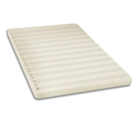 Notenpapier zum Nachfüllen für Notizbuch | Phonoboy