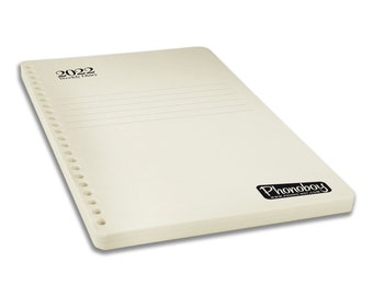 Refill Diary 2022 for your notebook