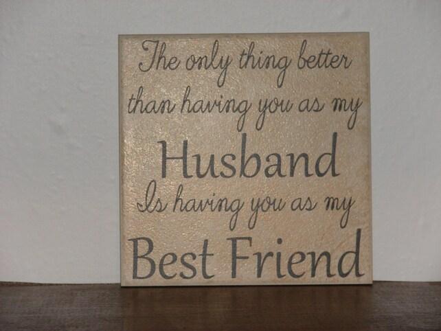 Lunica cosa migliore di averti come mio marito è avere te etsy