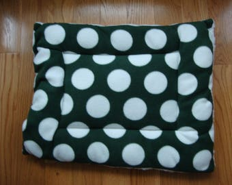 Dots Puffy Pet Bed