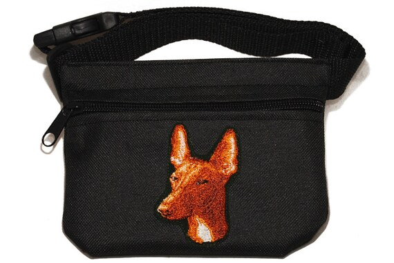 Embroidered car seat neck rest pillow Pharaoh Hound Gift for dog lovers.