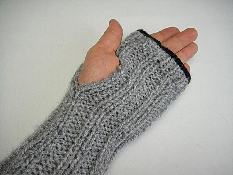 Fingerless gloves pattern texting gloves pattern | Etsy