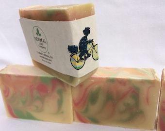 Terrapin™ Good to Gose Soap, Handmade Soap, Beer Soap, Gift for Him, Gift for Dad, Athens Beer Soap, Grapefruit, Terrapin Ale