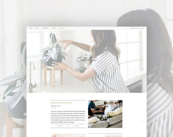 Responsive Blogger Template | Catelyn