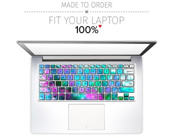 Beautiful Laptop Keyboard Stickers Skins And Decals By Keyshorts