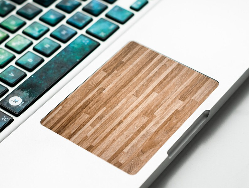 Woody Macbook Trackpad decal Touchpad Sticker for Apple Macbook Pro, Pro  Retina, Macbook Air Trackpad Sticker Decal Wood # Woody