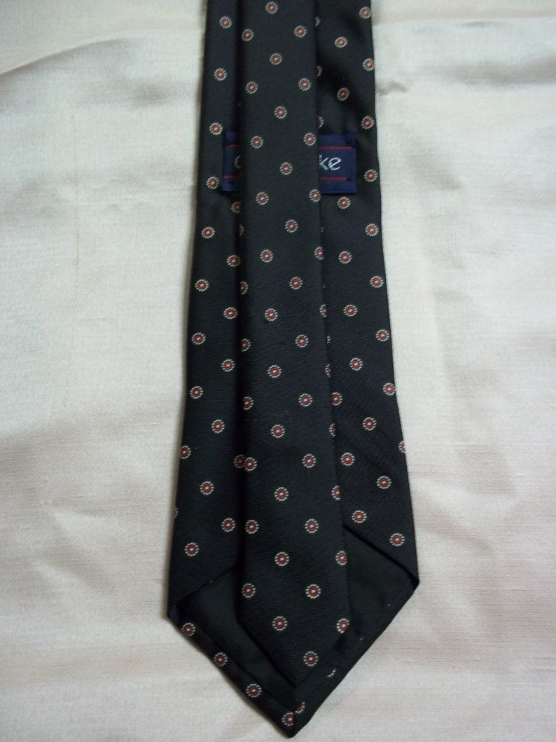 Claybrooke All Silk Vintage Necktie
