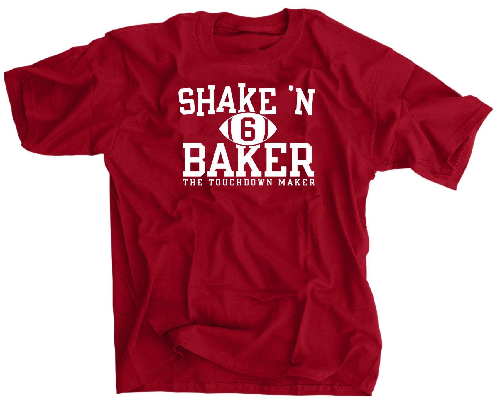 best sneakers e279c ab6c6 Shake 'N Baker Mayfield The Touchdown Maker T-Shirt