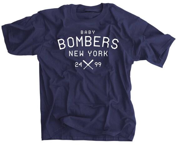 The Baby Bombers New York Baseball T Shirt Aaron Judge Gary Sanchez
