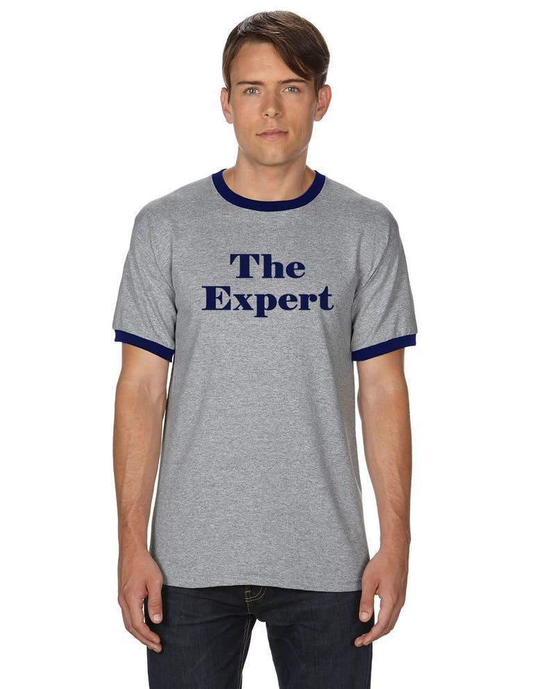 Der Fachmann T Shirt Barron Trump Ringer Shirt Etsy