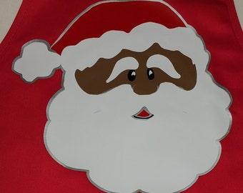 Santa Has Arrived Apron