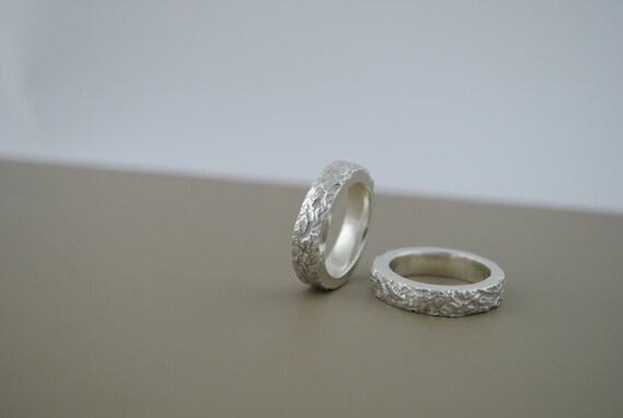 Engagement Ring Wedding Bands Wedding Rings Different Etsy