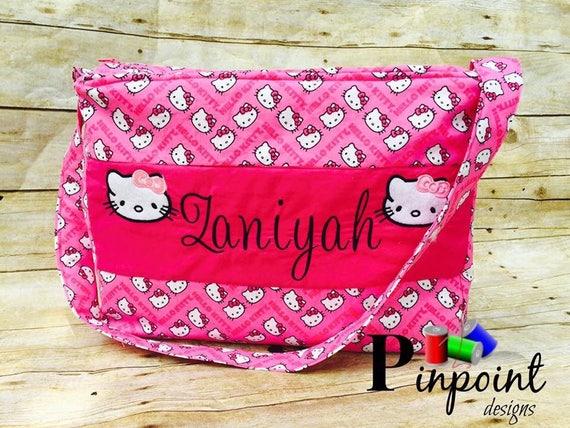 Hello Kitty Diaper Bag Super Cute  2bb527966a495