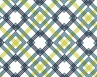 Adirondack in Teal, Rustique by Crazy Old Ladies for Michael Miller Fabrics 2133