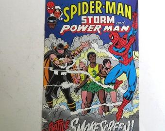 Spiderman giveaways