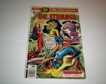 Dr. Strange Annual 1, (1976), Guest: Clea, Marvel Comics C13