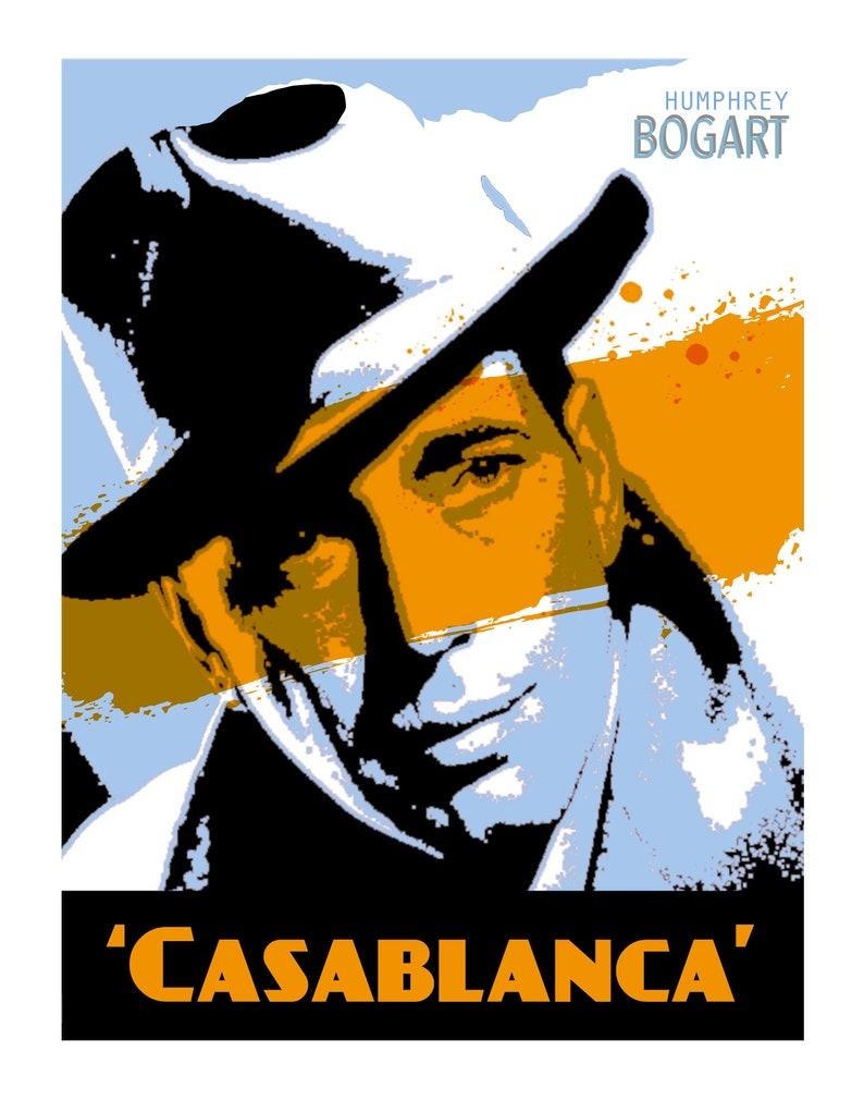 Printable Vintage Movie Poster Printable Movie Poster Art image 1