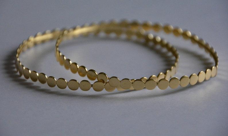 2937bde07fbe6 Gold bangles 14k, bangle bracelets, bridal bracelet, vintage gold bracelet,  gold bracelet, bridesmaid bracelets, stacking bracelets gold