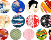 Japan ceramic decals, Japanese ceramic decals, decals sheet, Japan, ceramic decals for pedants, ceramic decal sheet, Geisha decals, Japan