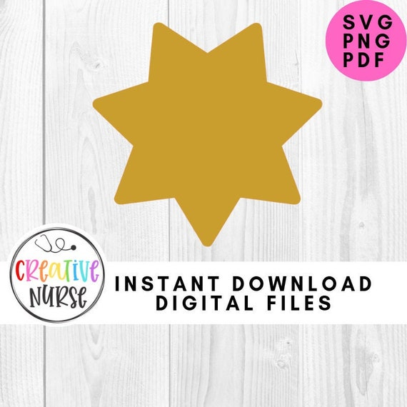 Cutting file svg File stars Silhouette Background instant Download